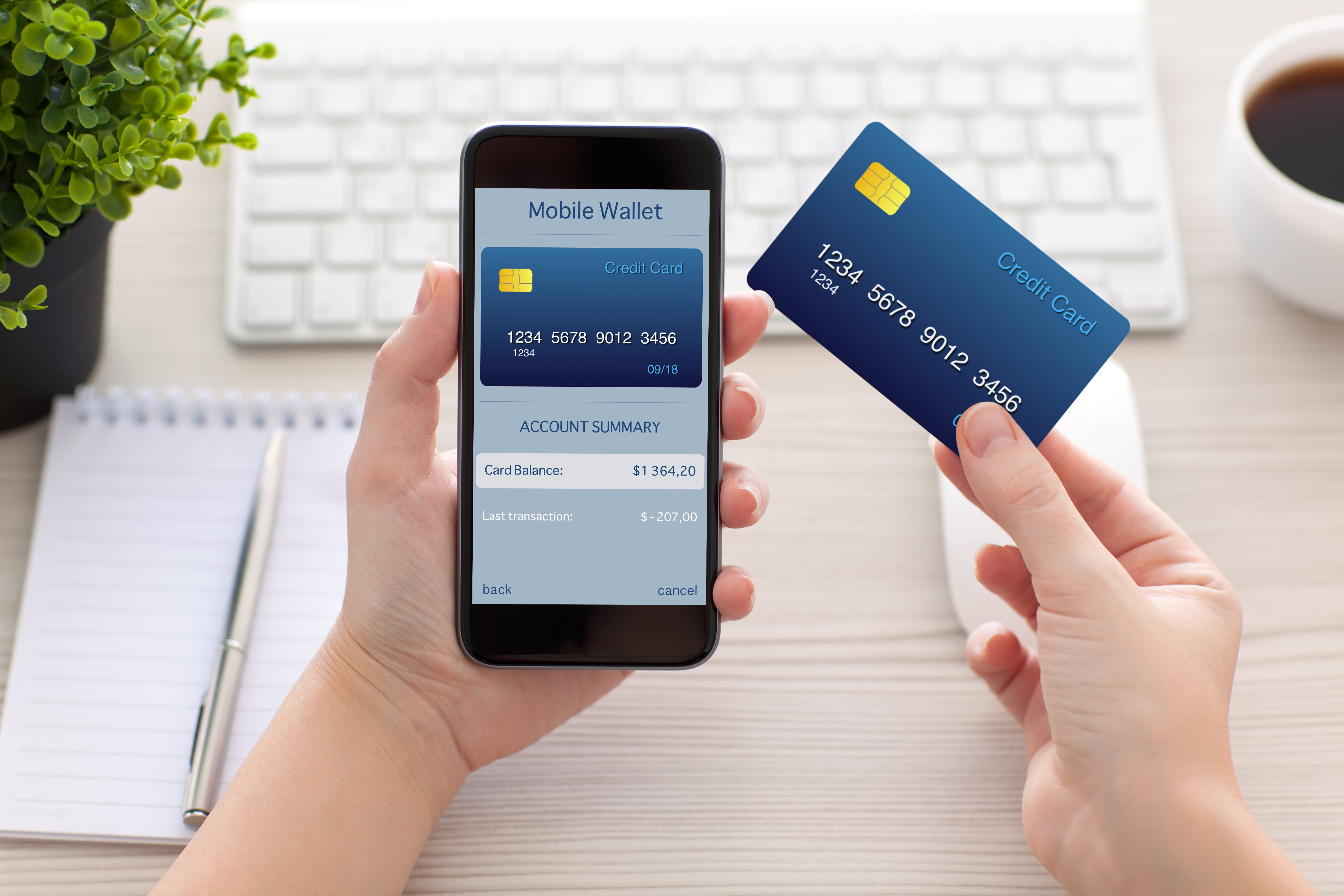 Home Design Credit Card Payment